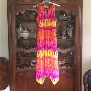 INC maxi dress size 1x